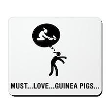 Guinea-Pig-Lover-C Mousepad