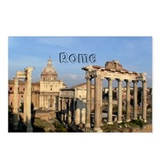 Rome_5.5x7.5_FlatCard_Rom Postcards (Package of 8)