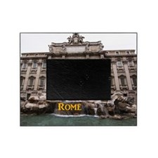 Rome_11x9_TreviFountain Picture Frame