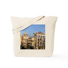 Rome_6x6_RomanForum Tote Bag