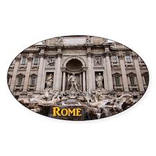 Rome_11x9_TreviFountain Decal