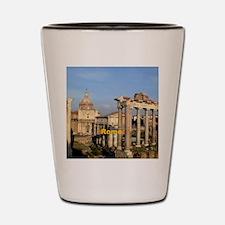 Rome_6x6_RomanForum Shot Glass