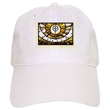 Sunlight and Faith Baseball Cap
