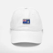 Grand Cayman Flag Baseball Baseball Cap