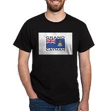 Grand Cayman Flag T-Shirt