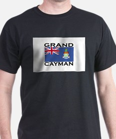 Grand Cayman Flag T-Shirt