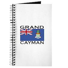 Grand Cayman Flag Journal