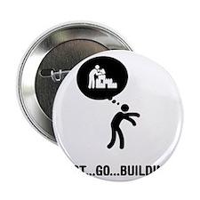 """Lego-Building-A 2.25"""" Button"""