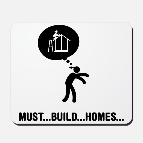 Home-Builder-C Mousepad