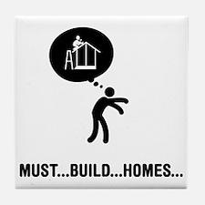 Home-Builder-A Tile Coaster