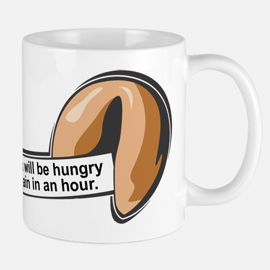 Funny Fortune Cookie Mug