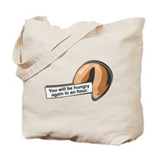 Funny Fortune Cookie Tote Bag
