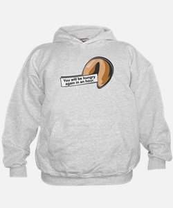 Funny Fortune Cookie Hoodie
