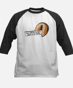 Funny Fortune Cookie Kids Baseball Jersey