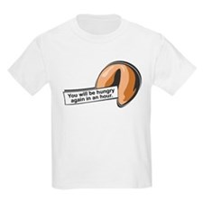 Funny Fortune Cookie Kids Light T-Shirt