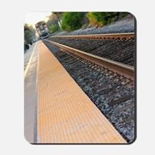 Ventura Train Station Mousepad