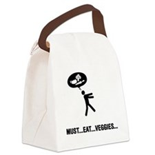 Veggies-A Canvas Lunch Bag