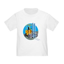 Toddler Forklift T-Shirt