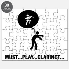 Marching-Band---Clarinet-C Puzzle