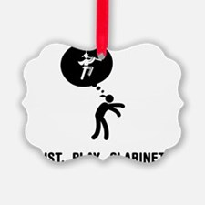 Marching-Band---Clarinet-C Ornament