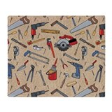 Carpenter Fleece Blankets