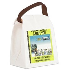 Obama Cares About You Canvas Lunch Bag