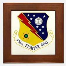 474th FW Framed Tile