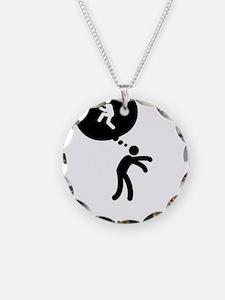 Baseball-Pitcher-C Necklace