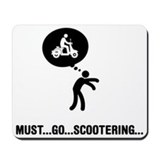 Scooter-A Mousepad
