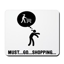 Shopping-02-C Mousepad
