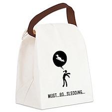Luge-A Canvas Lunch Bag
