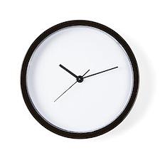 Biathlon-D Wall Clock