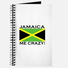Jamaica Me Crazy! Journal