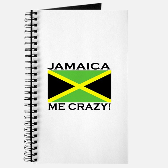 Jamaica Me Crazy! Journal