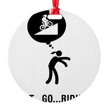 Mountain-Biking-A Ornament