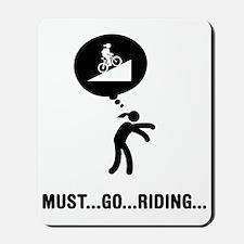 Mountain-Biking-A Mousepad