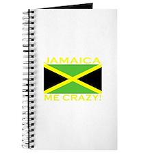 Jamaica Me Crazy! (Dark) Journal