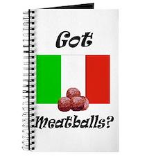 Cute Flag italian Journal