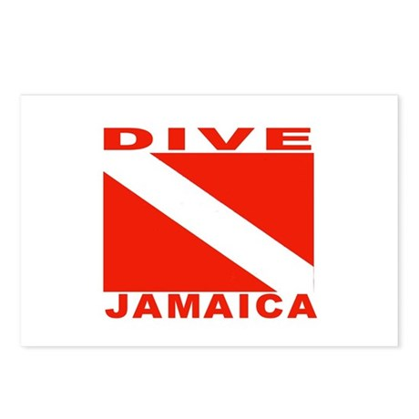 Dive Jamaica Postcards (Package of 8)