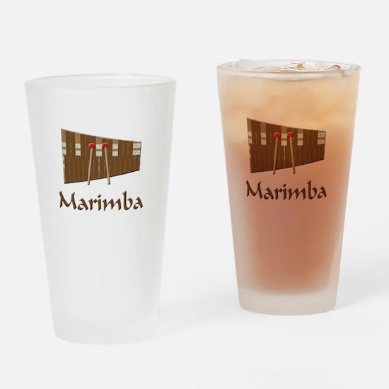 marimba percussion musical instrument Drinking Gla