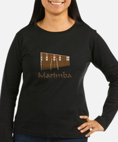 marimba percussion musical instrument Long Sleeve