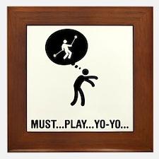 Yoyo-Player-A Framed Tile