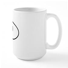 Portugal - P - European Mug