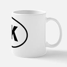 SK- Slovakia - European Mug