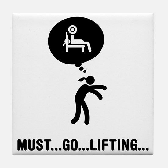 Power-Lifting-A Tile Coaster