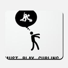 Curling-C Mousepad