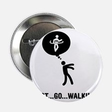 "Race-Walking-C 2.25"" Button"