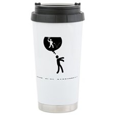 Racquetball-C Travel Mug