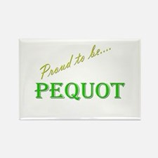 Pequot Rectangle Magnet