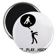 Field-Hockey-C Magnet